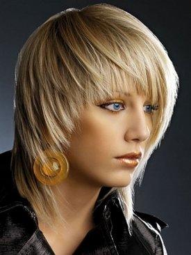 Зачіски для волосся середньої довжини