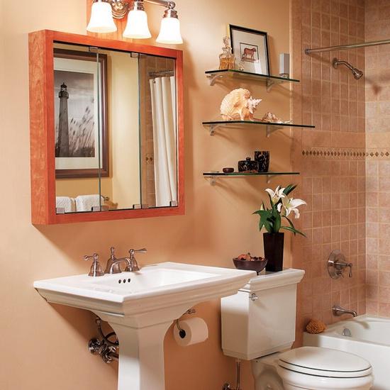 Дизайн маленькой ванной комнаты идеи советы рекомендации: Дизайн интерьера ванной комнаты