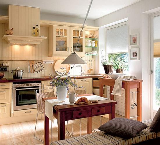 Идеи дизайна для уютной кухни