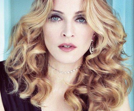 Эволюция причесок Мадонны