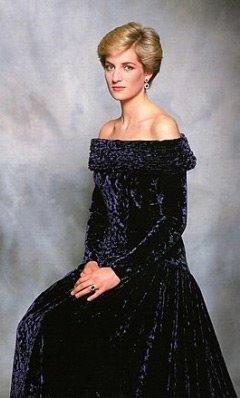 Икона стиля принцесса Диана