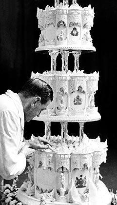 Королевские свадьбы: королева Елизавета II и принц Филипп
