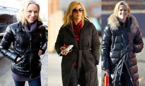 Звездный стиль: зимние пальто