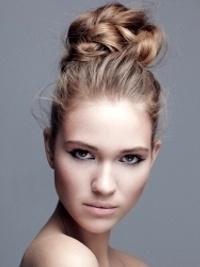 Способы укладки длинных волос 2012