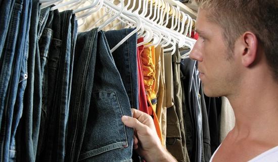 Как заставить мужчину хорошо одеваться?