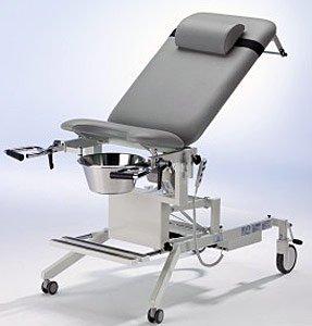 Медицинское оборудование: гинекологическое кресло