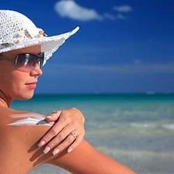 Профилактика обгорания кожи на солнце