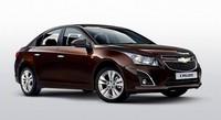 Chevrolet Cruze — седан нового поколения!