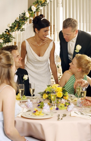 Организация свадеб недорого