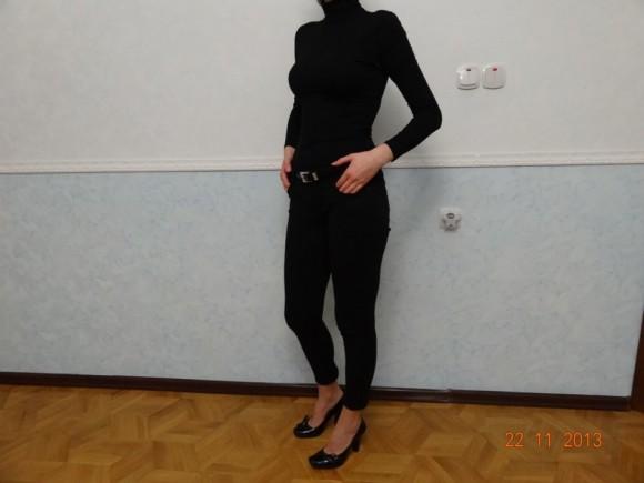 Одежда черного цвета: с чем сочетать