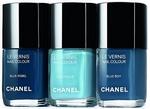 Les Jeans de Chanel - три тона синего