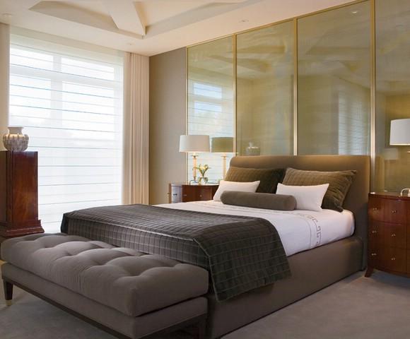 Дизайн спальни по фен-шую