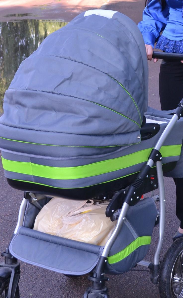 Отзыв: детская коляска Bambino Hippo-Bаby Dream