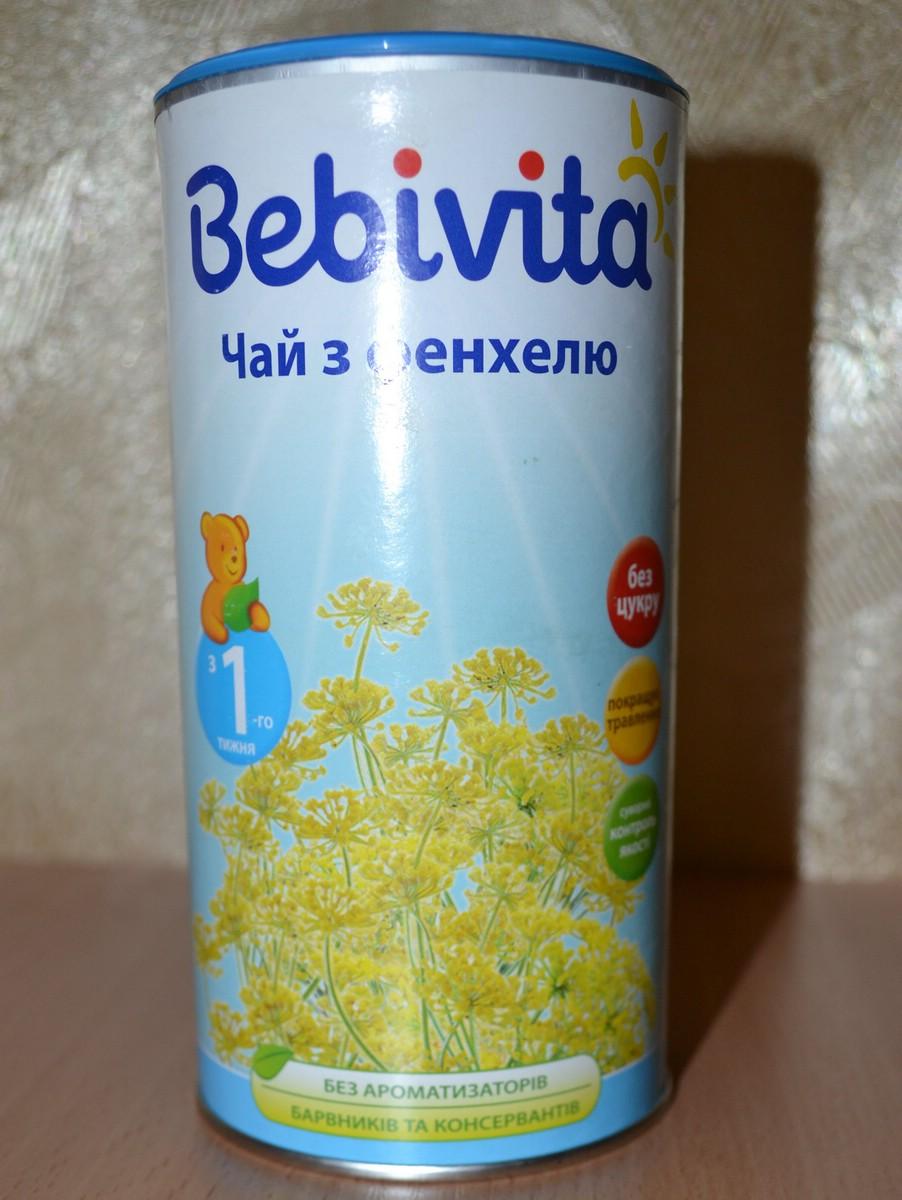 Отзыв: чай «Bebivita»