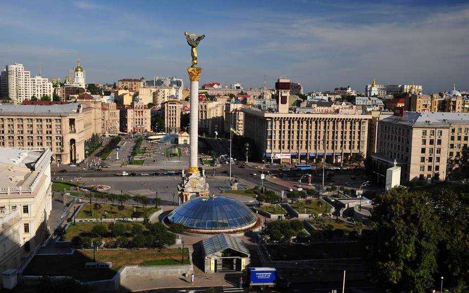 Очень удобно останавливаться в мини-гостинице в центре Киева