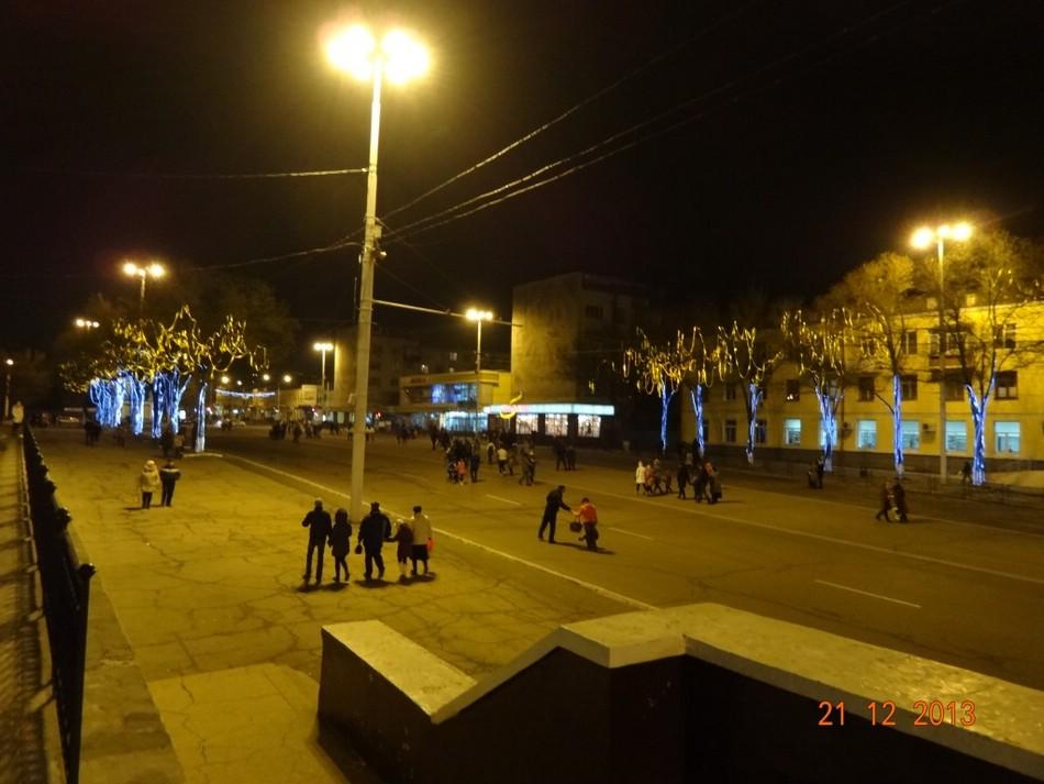 Центральная площадь в Тирасполе (фото)