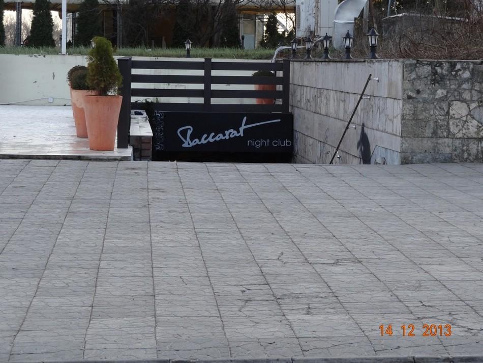 Центральная площадь в Тирасполе