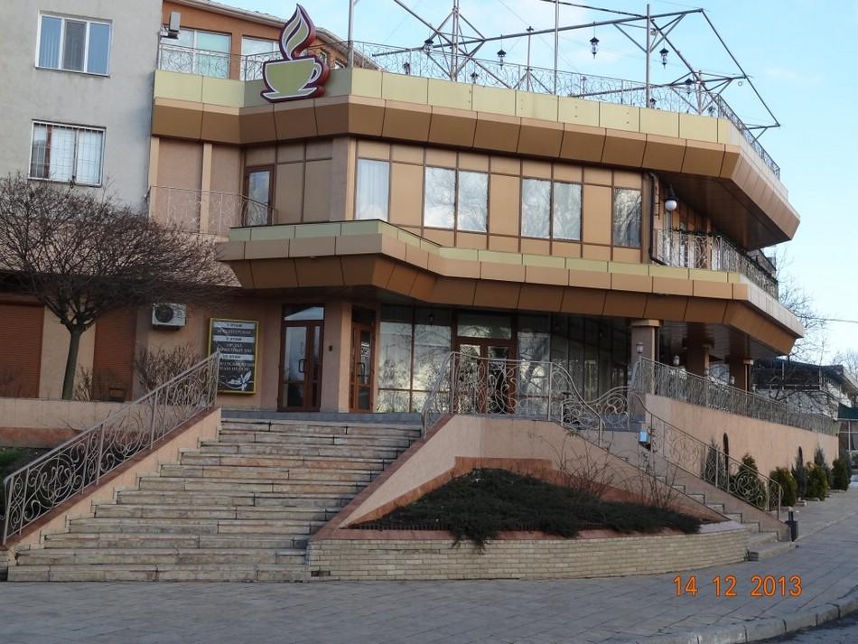 Сквер де Волана в Тирасполе