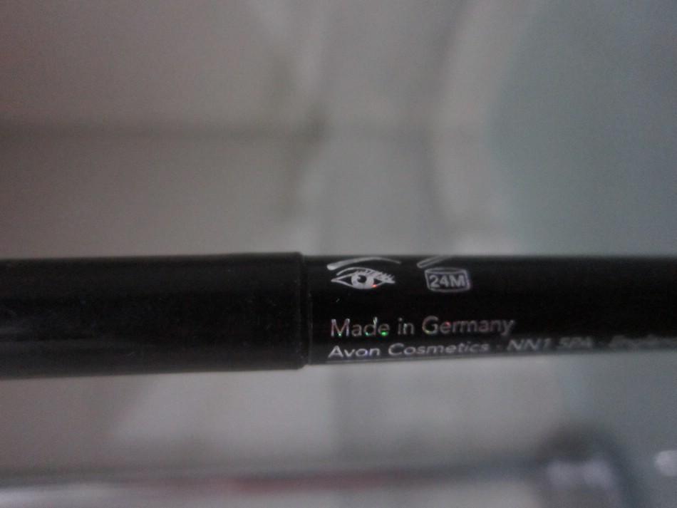 Мягкий карандаш для глаз Avon Glimmersticks Diamonds
