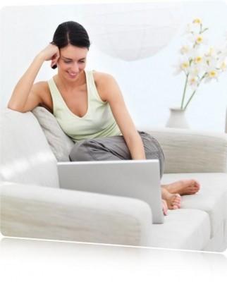 Женщина online