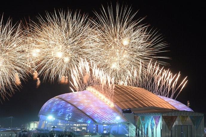 Вечеринка «Олимпиада. Как это было»