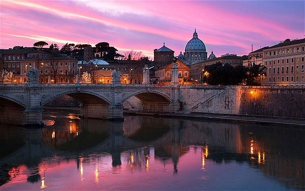 В путешествие по Италии