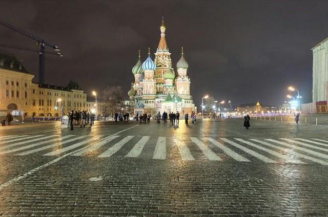 Увлекательная поездка в Москву