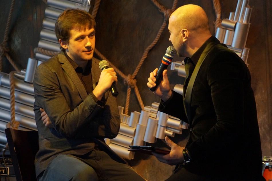 Денис Юсков и Иван Смелик