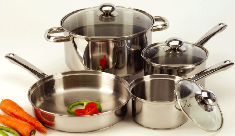Кухонная посуда от posudus: как готовить еду с удовольствием