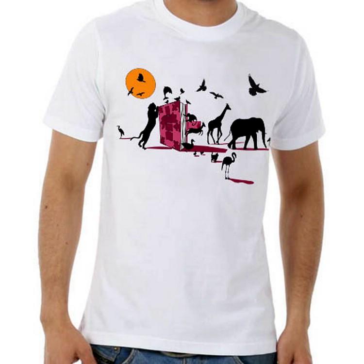 Самые модные и оригинальные футболки