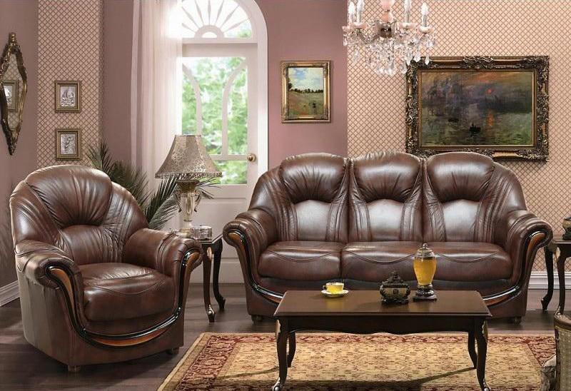 Стоит ли покупать домой кожаную мягкую мебель и в чем ее преимущества?