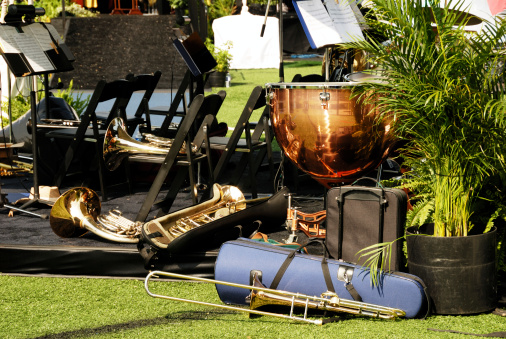 Ди-джей, «живая музыка» или как выбрать музыку на свадьбу?