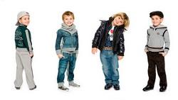 Одежда для подрастающих модников по доступным ценам