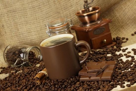 Здесь все только для ценителей вкусного кофе