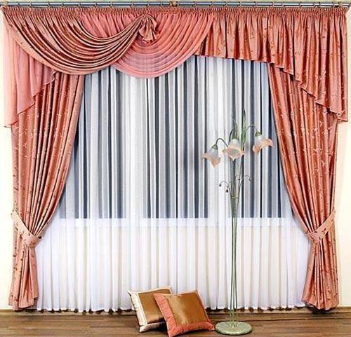 Пошив необычных и эксклюзивных штор на заказ