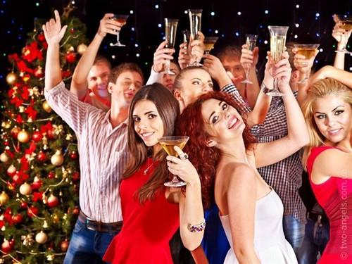 Как организовать веселую вечеринку на Новый год