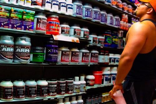Какое спортивное питание употребляют перед тренировкой