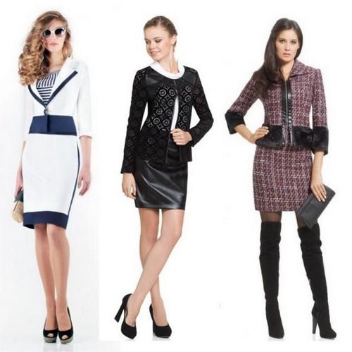 Дизайнерская одежда для прекрасных леди