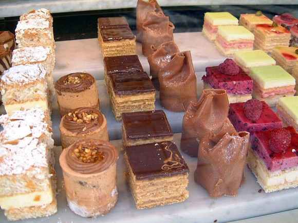 Птифуры - жемчужина французской кухни