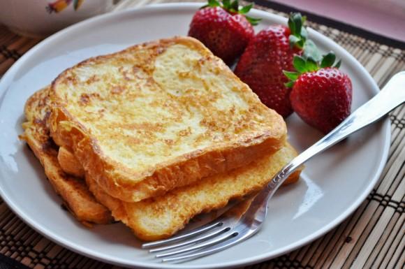 Французские тосты: завтрак с французским акцентом