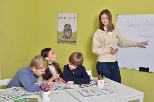 Обучение английскому с ранних лет