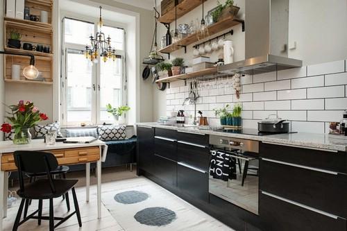 Скандинавский стиль в интерьере квартиры, чем он отличается?