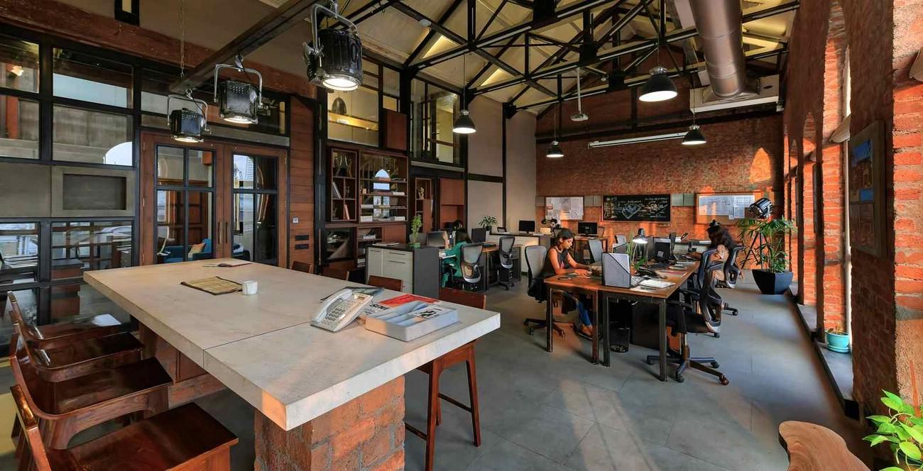 Топ 6 интерьеров офисов со всего света