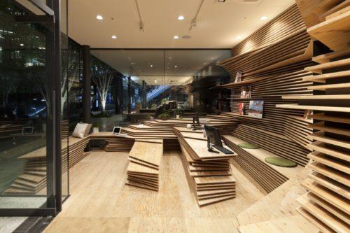 Топ проектов архитектурного бюро Kengo Kuma & Associates
