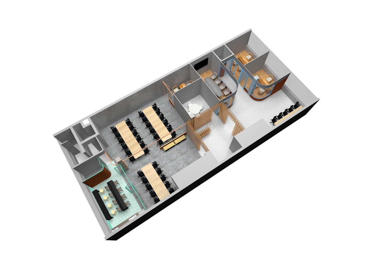 Nureca Inc Offices