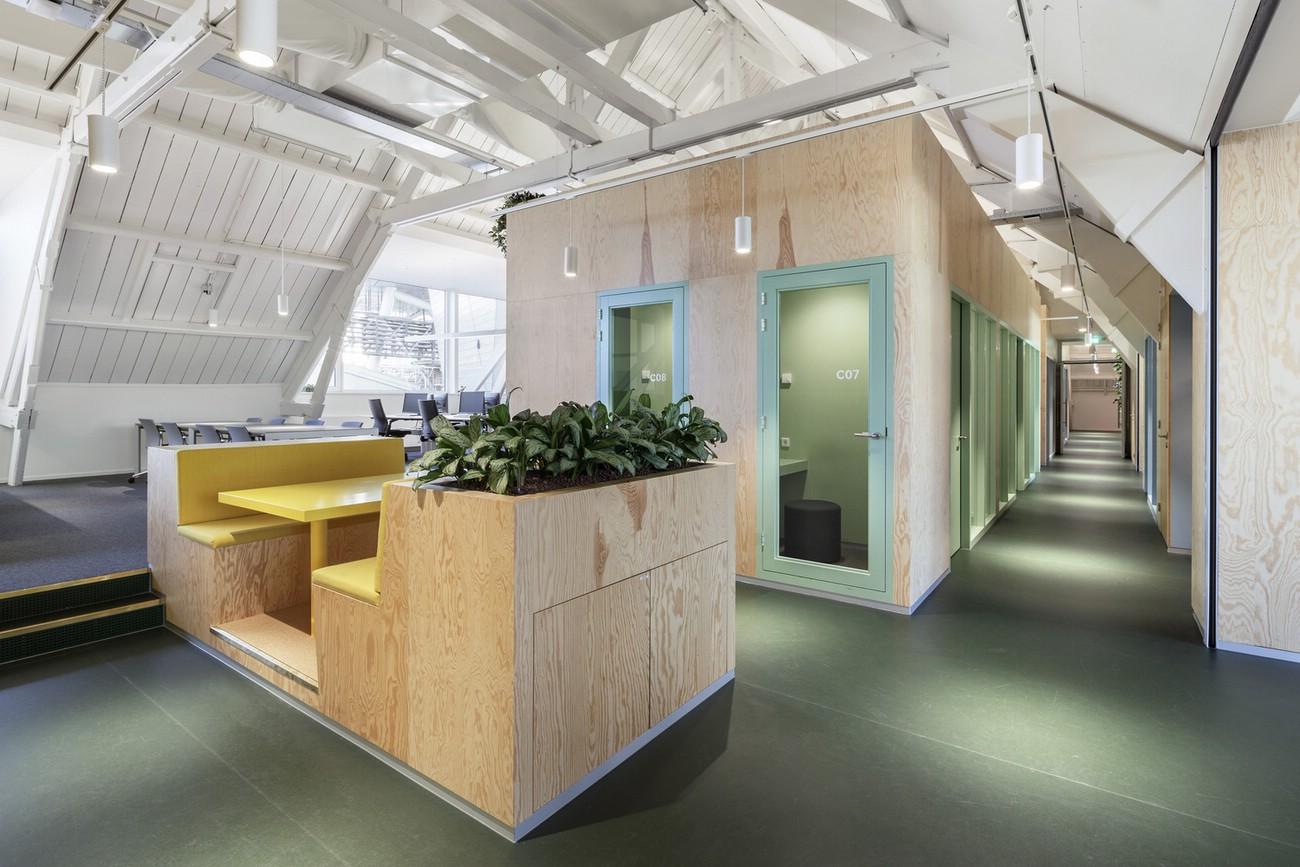 Upfield Office The Attic. Нидерланды
