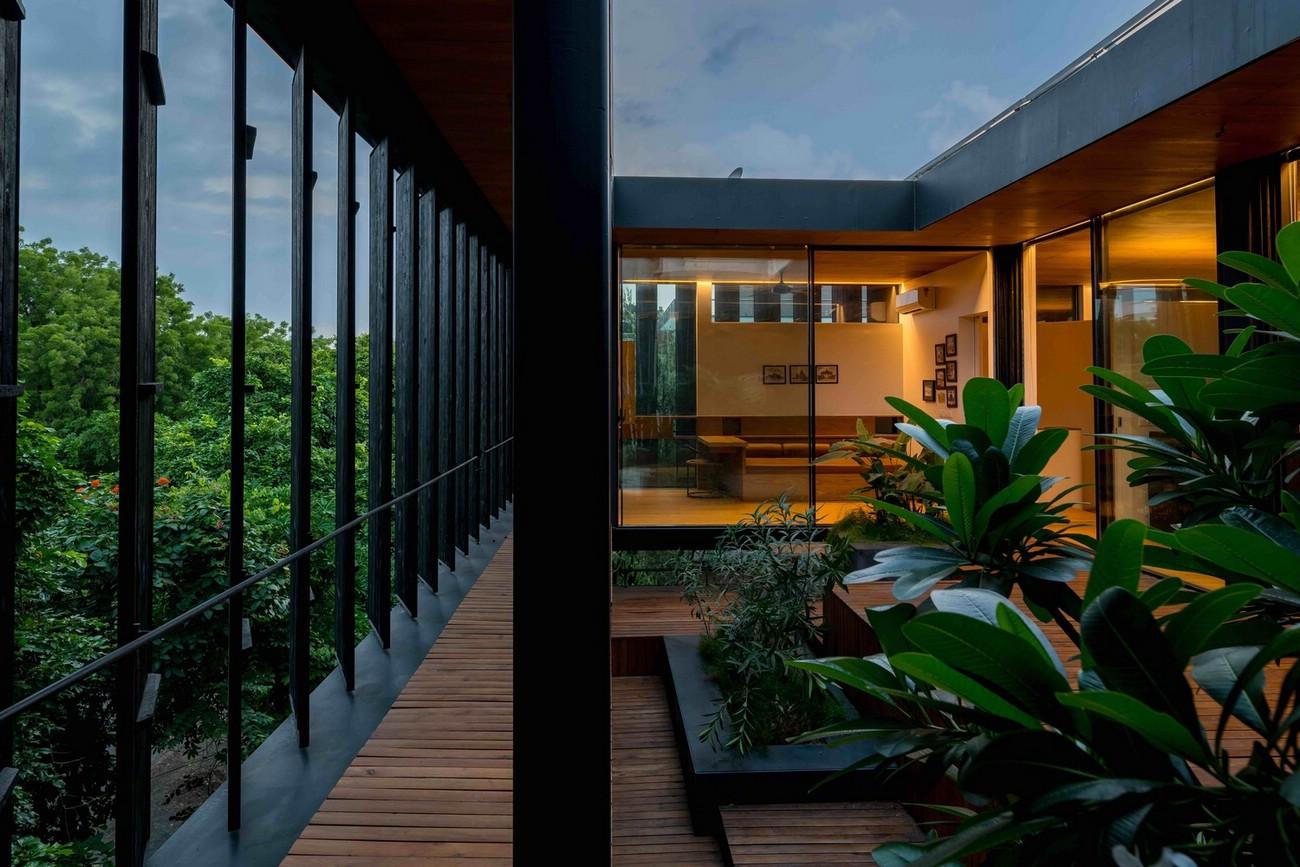 Black Perch House