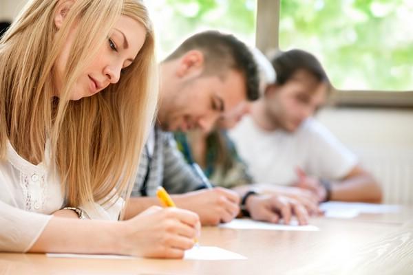 экзамен в ВУЗе