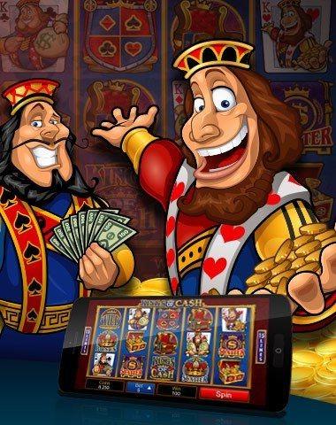 Лучшие игровые автоматы казино Вулкан Делюкс